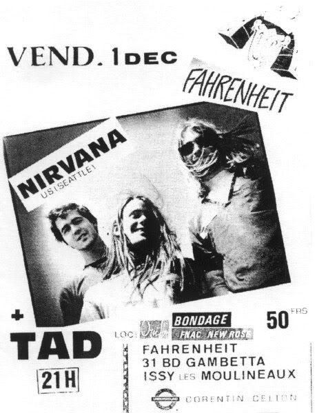 Nirvana: Recitales 1988 - 1994 364-1201890001