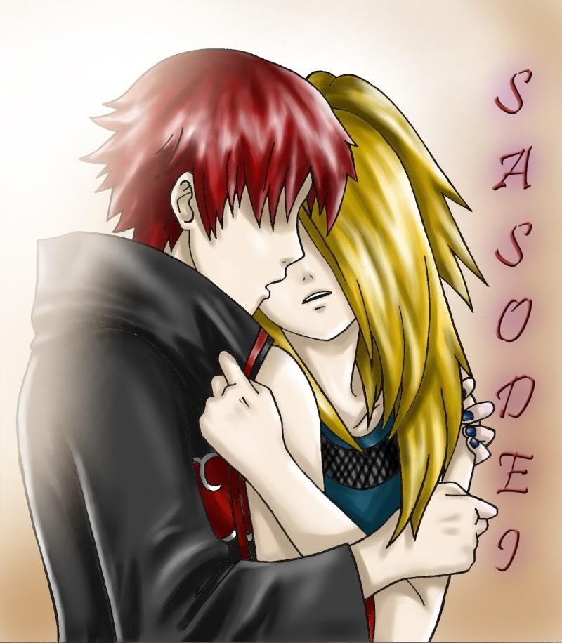 Sasori x Deidara(SasoDei) Sasodei__All_I_want_is____by_ninjag