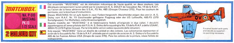Alma de Coleccionista Matchbox-mustang-031