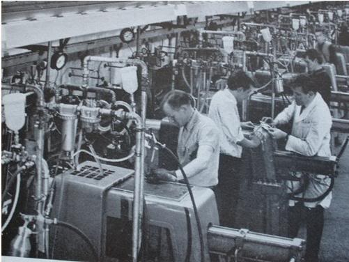 LESNEY LOS PRIMEROS AÑOS UN POCO DE HISTORIA FactoriaLesnie1