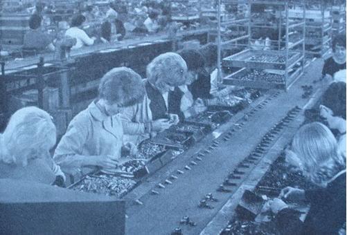 LESNEY LOS PRIMEROS AÑOS UN POCO DE HISTORIA FactoriaLesnie7
