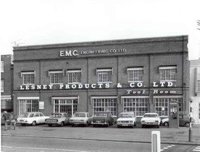 LESNEY LOS PRIMEROS AÑOS UN POCO DE HISTORIA Factory2s