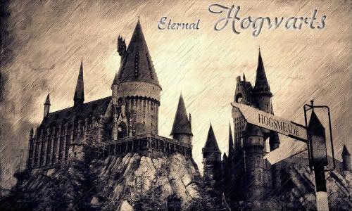 Eternal Hogwarts. Eter10