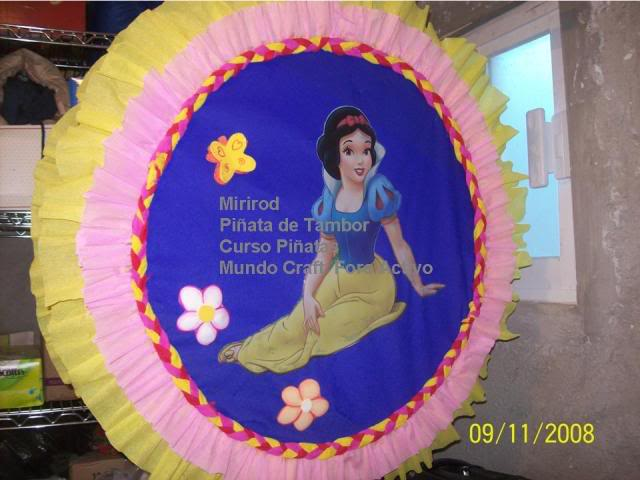 Curso de Piñatas - Oct 2008 Slide1-2