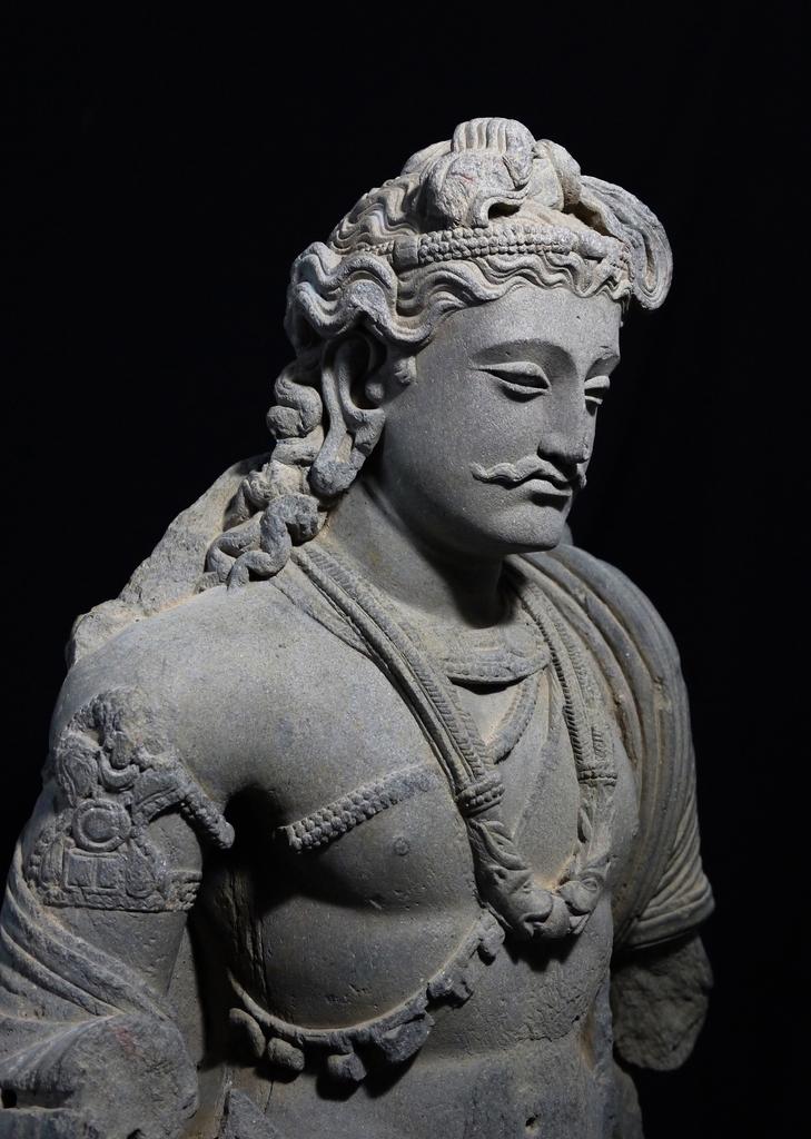 Arya Sri Lalitavistarah Maha Vaipulya Nama Dharmaparyaya Mahayana Suttram 1380711018Gandhara%20schist%20Bodhisattva-%20large%20image%203