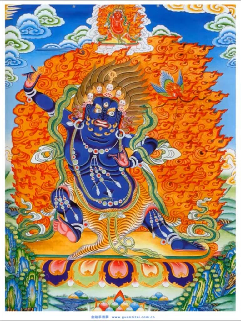 Maha Vaipulya Mahasamnipata Bhadrapala Bodhisattva Parivarta Nama Mahayana Sutra 2016-04-15-19-18-35