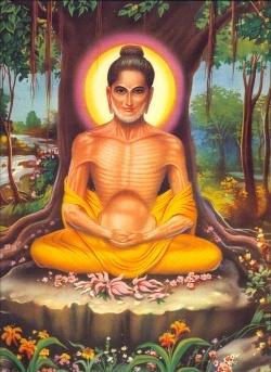 Arya Sri Lalitavistarah Maha Vaipulya Nama Dharmaparyaya Mahayana Suttram 250px-Buddha12