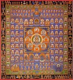 Arya Sri Lalitavistarah Maha Vaipulya Nama Dharmaparyaya Mahayana Suttram 250px-Garbhakosa_amp_Vajradhatu_Mandala