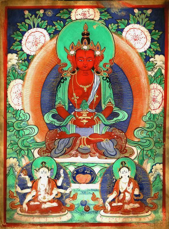 Maha Vaipulya Mahasamnipata Bhadrapala Bodhisattva Parivarta Nama Mahayana Sutra 25869088.19