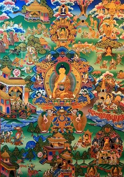 Maha Vaipulya Mahasamnipata Bhadrapala Bodhisattva Parivarta Nama Mahayana Sutra 547e46367fc99c7f7022d924664a69d8