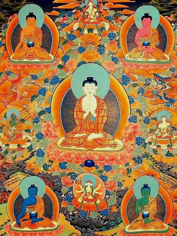 Maha Vaipulya Mahasamnipata Bhadrapala Bodhisattva Parivarta Nama Mahayana Sutra 5buddha7