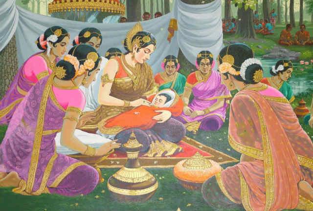 Arya Sri Lalitavistarah Maha Vaipulya Nama Dharmaparyaya Mahayana Suttram 6a01053603aa25970c019b03965f38970c