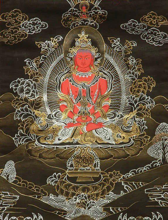 Arya Sri Lalitavistarah Maha Vaipulya Nama Dharmaparyaya Mahayana Suttram Amitayus