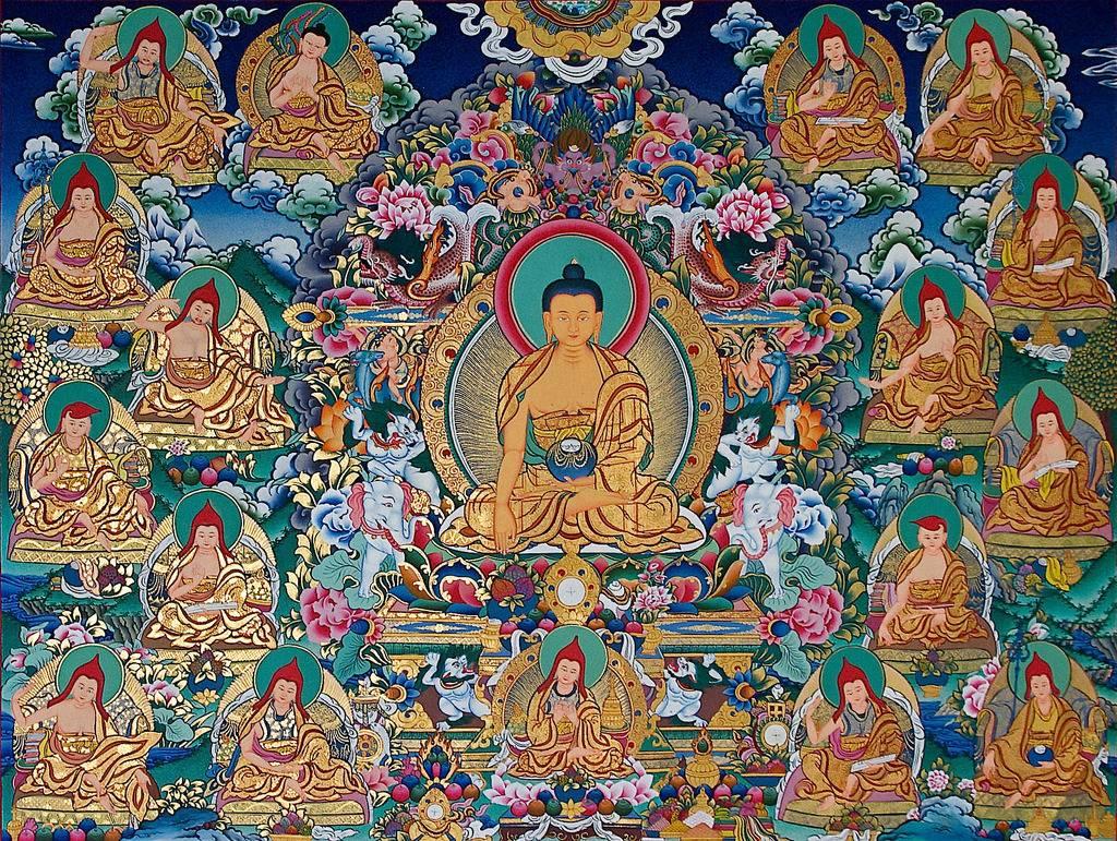 Sarvadharma Mahasandhi Samantabhadra Bodhichitta Vajra Kulaya Rāja Maha Tantraraja Nama Mahayana Sutra Arya%20Sakyamuni%20SamBuddha