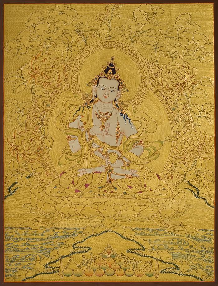 Sarva Tathāgata Mahāyānā Vajra Usnisa Abhisamaya Mahā Kalpa Rājā Yoga Tantra Sutra AryaVajrasattvaTathagata