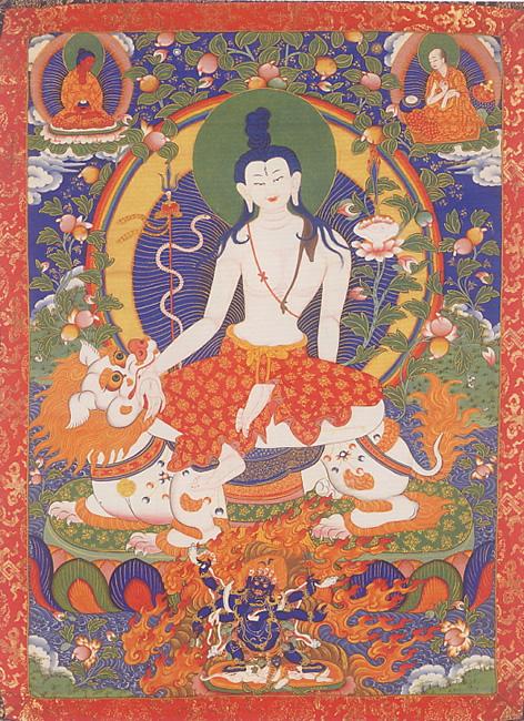 Suramgama Usnisa Sitatapatra Suttram Avalokitesvara