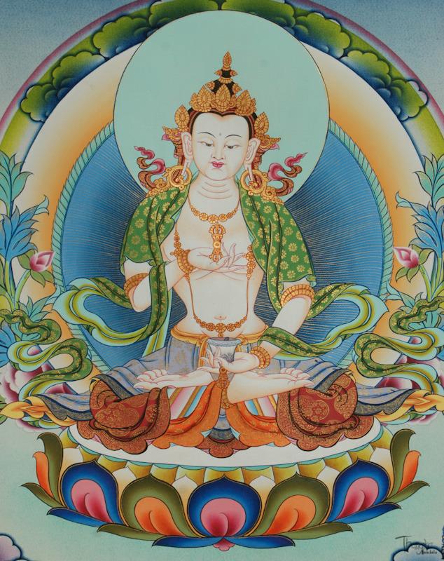 Ārya Gambhīra Samdhinirmocana Nama Mahayana Sūtra Tīkā B-VD-001-2