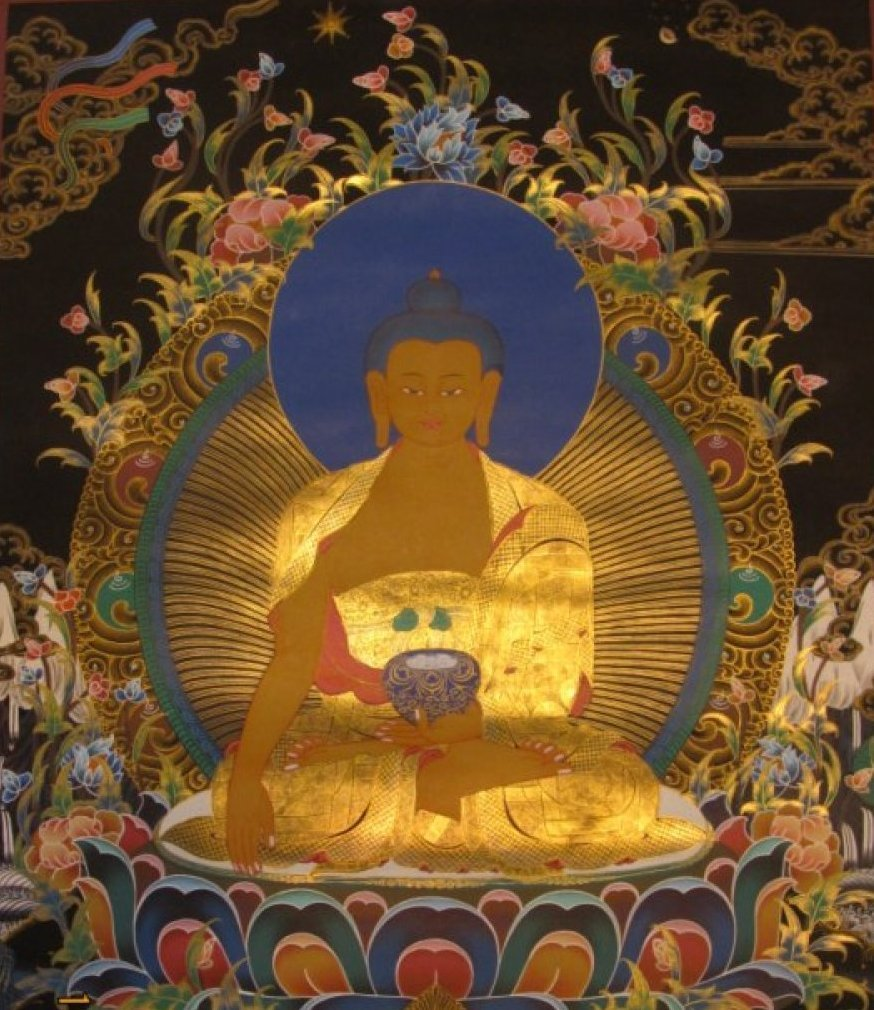 Maha Vaipulya Mahasamnipata Bhadrapala Bodhisattva Parivarta Nama Mahayana Sutra BUDDHA5577CM30000
