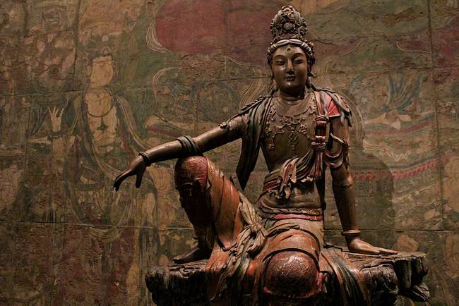 Maha Vaipulya Mahasamnipata Bhadrapala Bodhisattva Parivarta Nama Mahayana Sutra Bodhisattva-of-Compassion_art