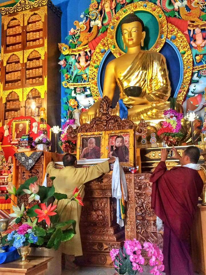 Maha Vaipulya Mahasamnipata Bhadrapala Bodhisattva Parivarta Nama Mahayana Sutra FB_IMG_1457953357129