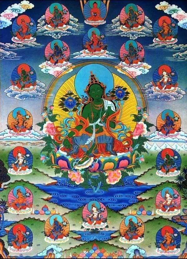 Maha Vaipulya Mahasamnipata Bhadrapala Bodhisattva Parivarta Nama Mahayana Sutra FB_IMG_1460381179015