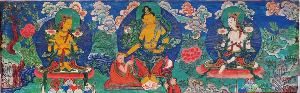 Ārya Gambhīra Samdhinirmocana Nama Mahayana Sūtra Tīkā Milefo