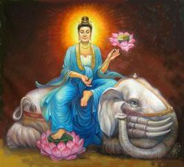 Arya Sri Lalitavistarah Maha Vaipulya Nama Dharmaparyaya Mahayana Suttram PuxianPusa