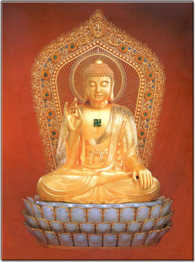 Suramgama Usnisa Sitatapatra Suttram Sakyamuni