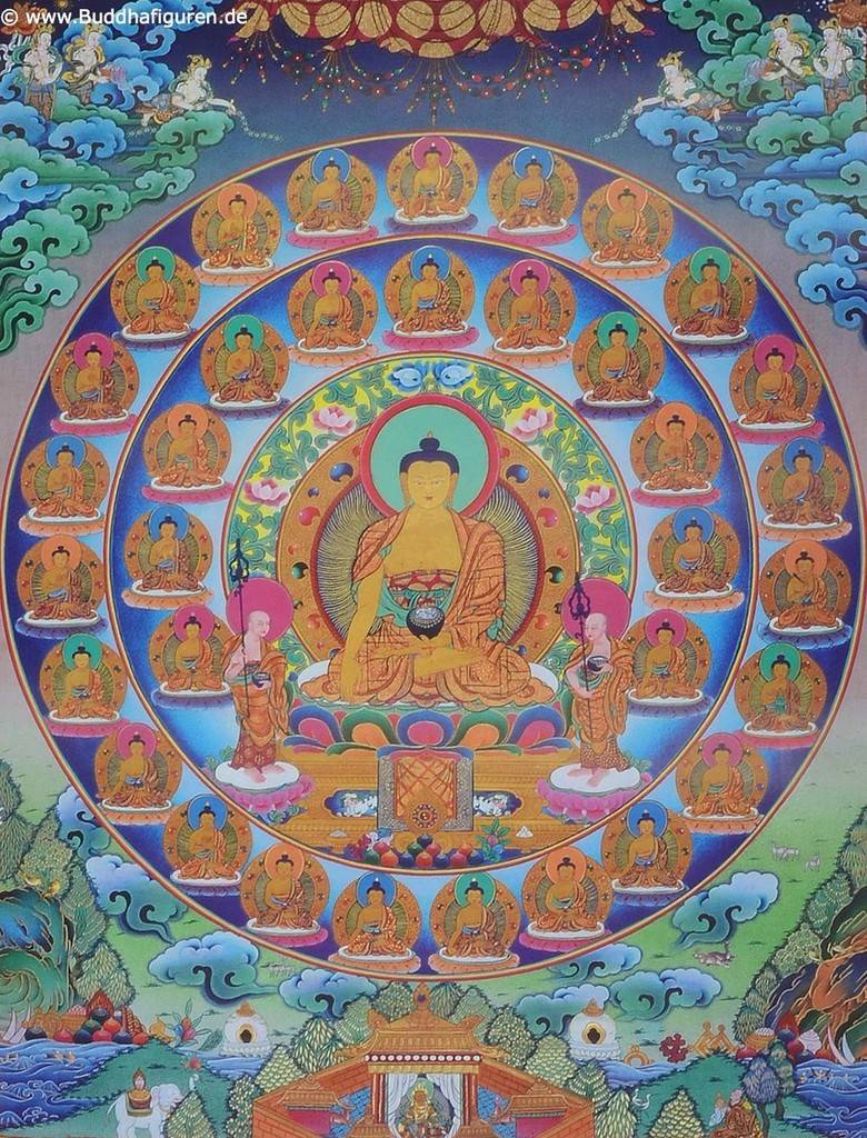 Maha Vaipulya Mahasamnipata Bhadrapala Bodhisattva Parivarta Nama Mahayana Sutra Satyanama%20Buddha