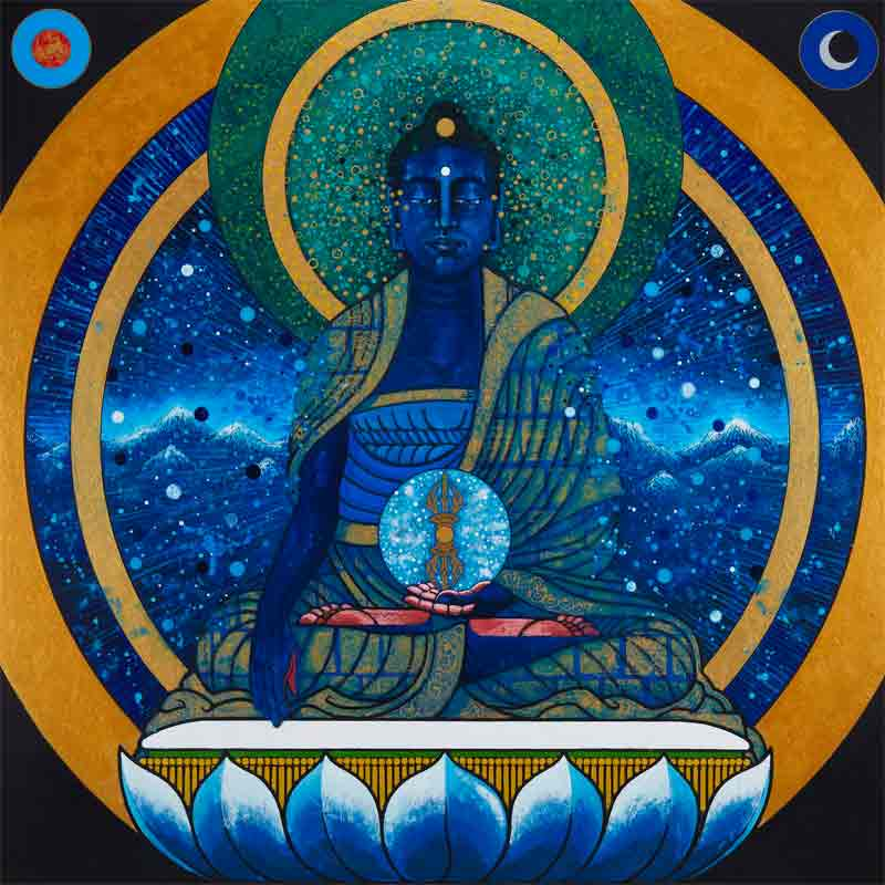Suramgama Usnisa Sitatapatra Suttram Akshobhya