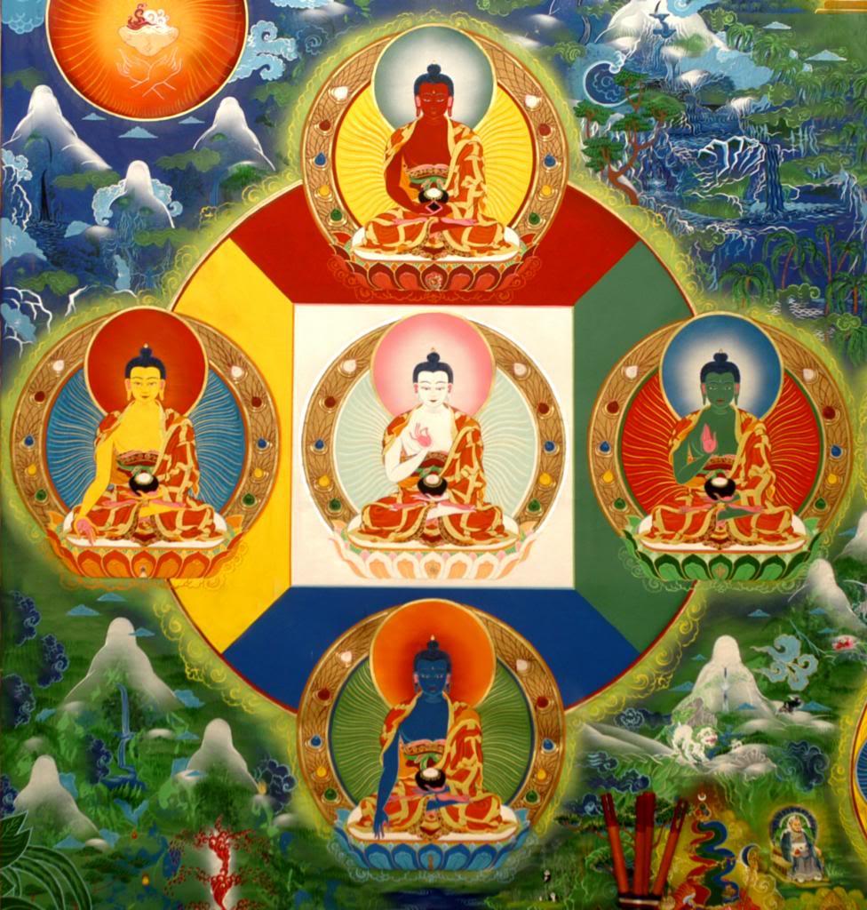 Suramgama Usnisa Sitatapatra Suttram Aksobhya3