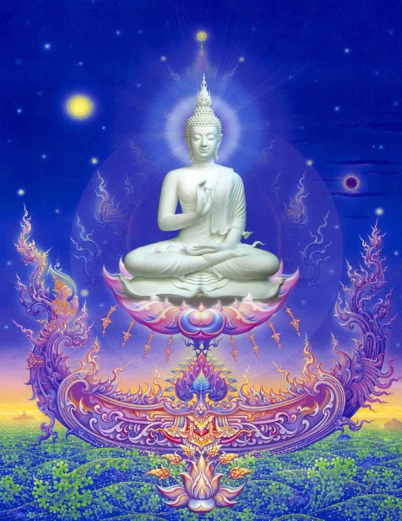 Arya Sri Lalitavistarah Maha Vaipulya Nama Dharmaparyaya Mahayana Suttram Celestial-buddha-wat-rong