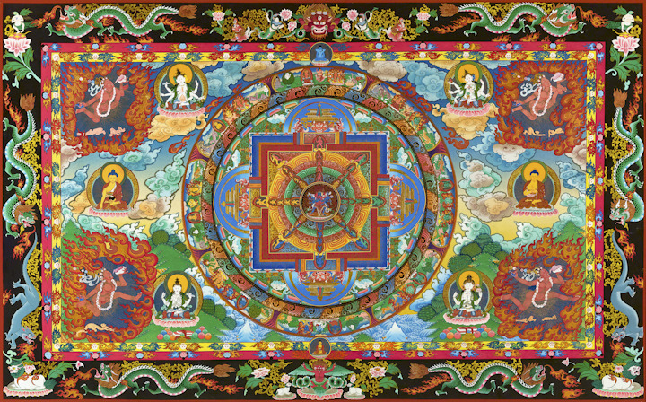 Maha Vaipulya Mahasamnipata Bhadrapala Bodhisattva Parivarta Nama Mahayana Sutra Chakra-samvara_00003