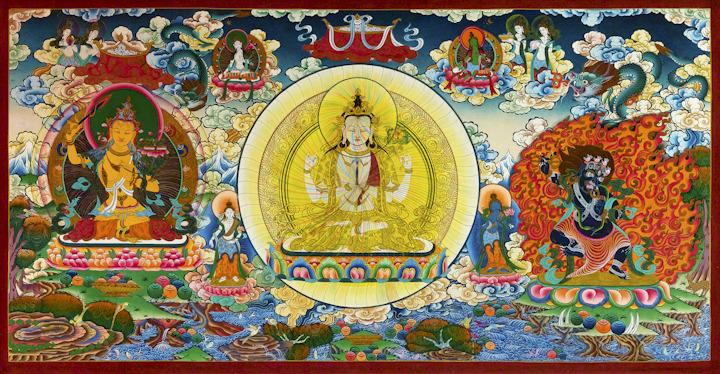 Maha Vaipulya Mahasamnipata Bhadrapala Bodhisattva Parivarta Nama Mahayana Sutra Compassion_00004