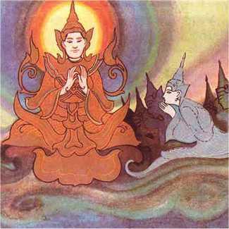 Arya Sri Lalitavistarah Maha Vaipulya Nama Dharmaparyaya Mahayana Suttram Devasaskthebodhisattaintusita