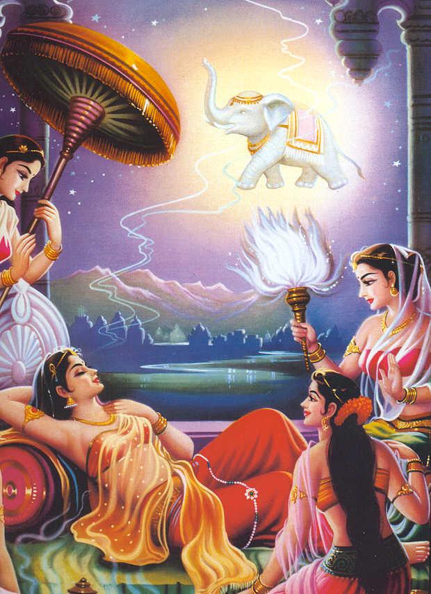 Arya Sri Lalitavistarah Maha Vaipulya Nama Dharmaparyaya Mahayana Suttram Gaja
