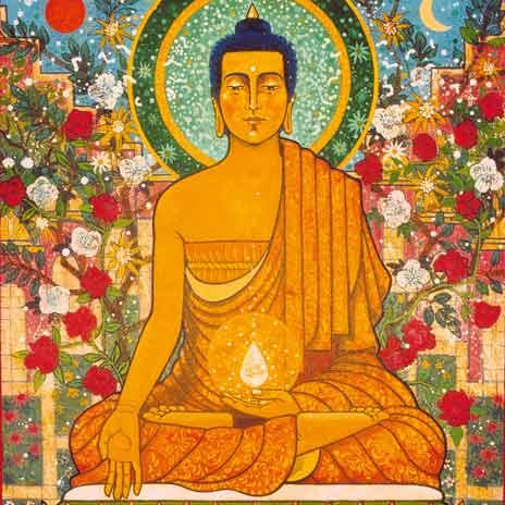 Suramgama Usnisa Sitatapatra Suttram Ratnasambhava