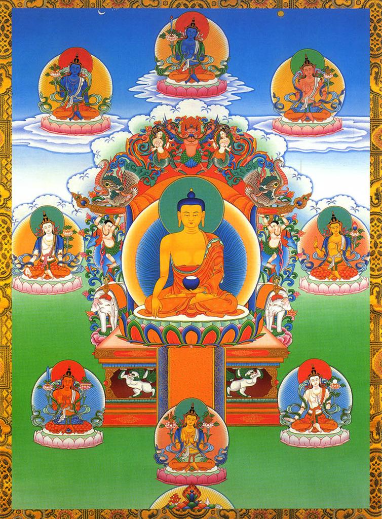 Ārya Gambhīra Samdhinirmocana Nama Mahayana Sūtra Tīkā Sakya_8b