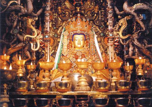 Arya Sri Lalitavistarah Maha Vaipulya Nama Dharmaparyaya Mahayana Suttram Sakya_prince1