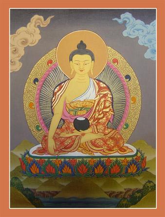 Arya Sri Lalitavistarah Maha Vaipulya Nama Dharmaparyaya Mahayana Suttram Small_shakyamuni_buddha