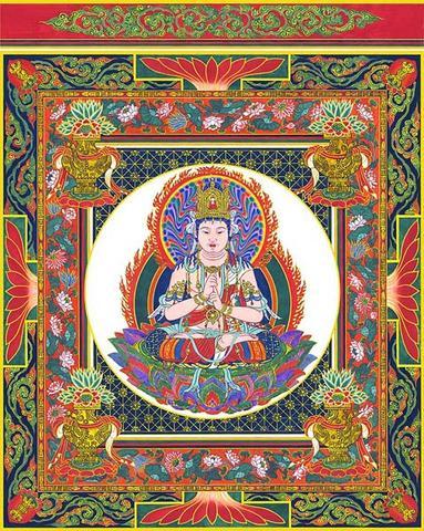 Arya Sri Lalitavistarah Maha Vaipulya Nama Dharmaparyaya Mahayana Suttram Vairocana_m
