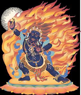 Ārya Gambhīra Samdhinirmocana Nama Mahayana Sūtra Tīkā Vajrapani