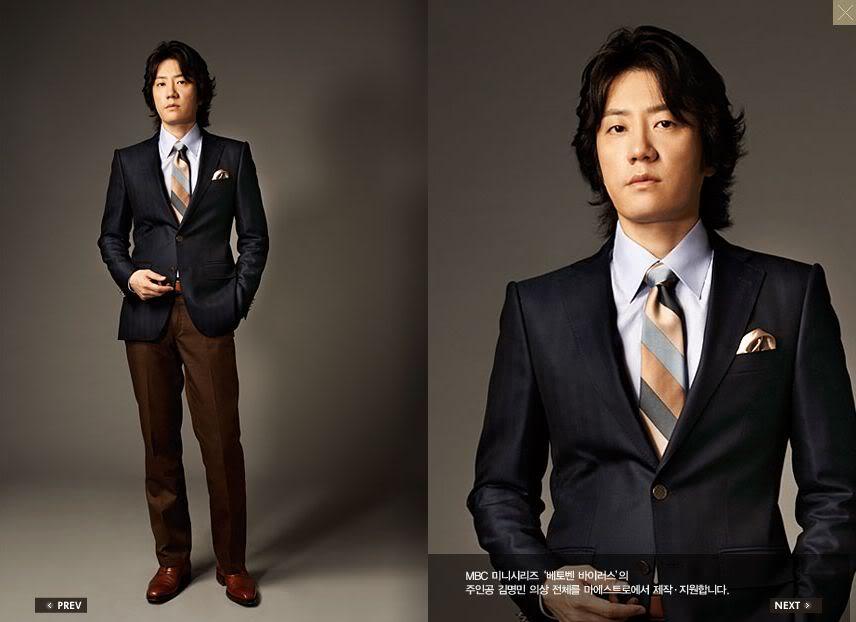 Kim Myung Min | 김명민 | 金明民 Maestro07