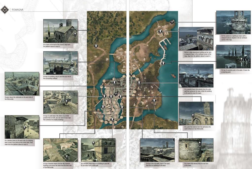 Guía de logros , trofeos y más de Assassin's Creed 2  PlumasysmbolosdeRomagna