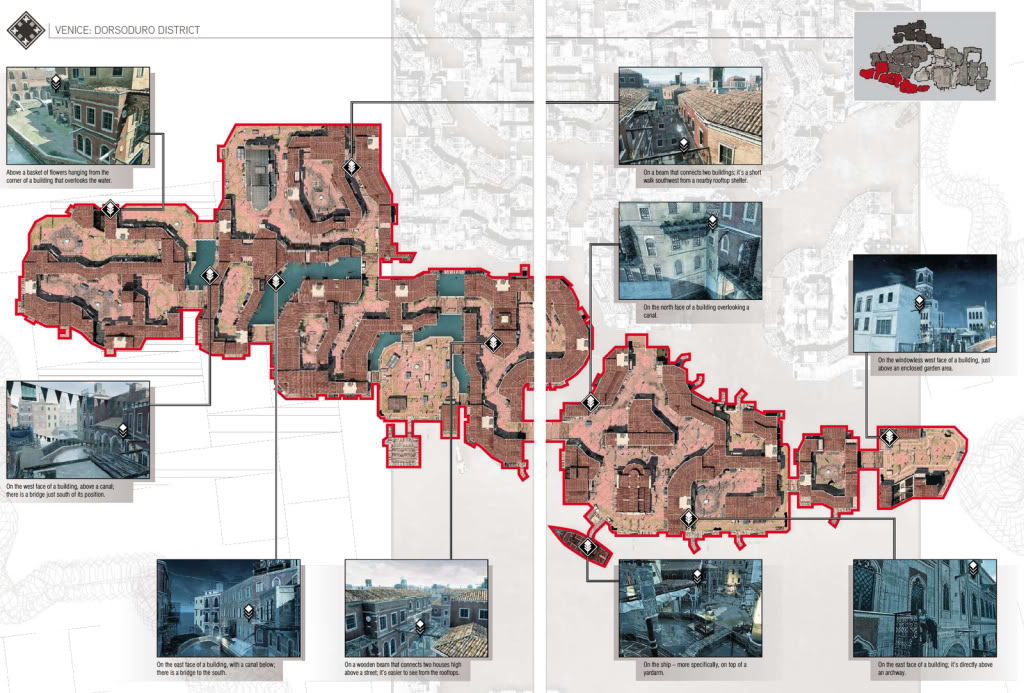 Guía de logros , trofeos y más de Assassin's Creed 2  PlumasysmbolosdeVenecia-Dorsoduro