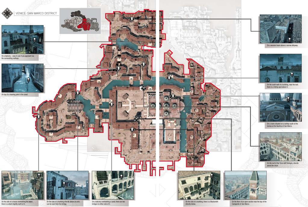 Guía de logros , trofeos y más de Assassin's Creed 2  PlumasysmbolosdeVenecia-SanMarco