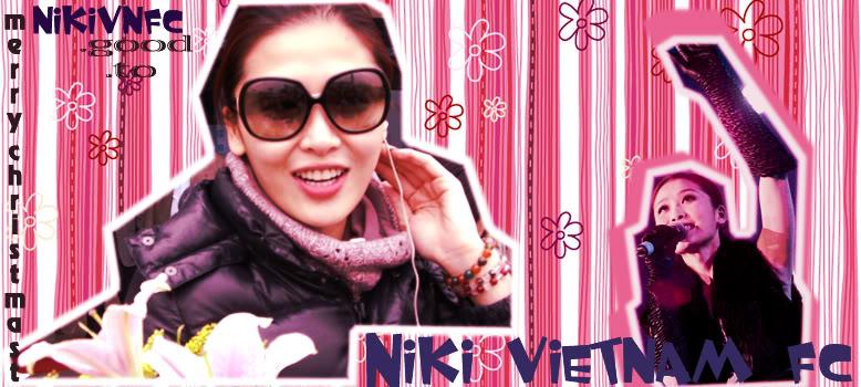 ...::: Niki Vietnam FC :::...