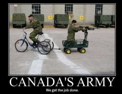 canadian jokes/ random other stuff Canada__s_Army