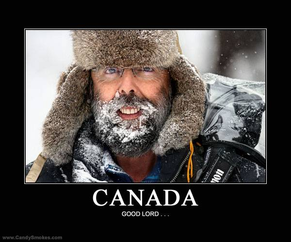 canadian jokes/ random other stuff Canadaiscold