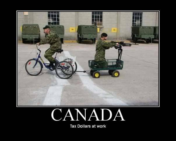 canadian jokes/ random other stuff Canadataxdollarsatwork